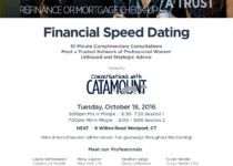 Still time to register for Financial Speed Dating